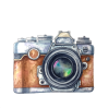 watercolour camera